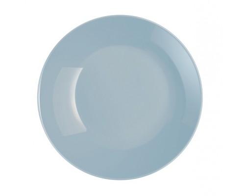 Тарелка Luminarc Diwali Light Blue глубокая круглая 20 см 2021P LUM PM