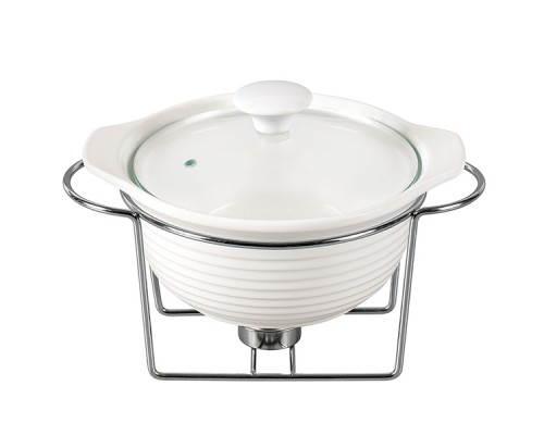 Мармит керамический 1,2 л d-22,5 см Maestro MR-10960-72 PM