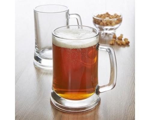 Набор кружек для пива Pasabahce Pub 300 мл 55299