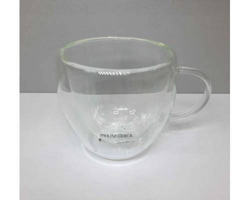 Чашка RINGEL Guten Morgen с двойной стенкой 200 мл RG-0002/200 PM
