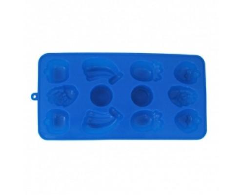 Форма силиконовая для льда Kamille 7712 22*11*2 см.