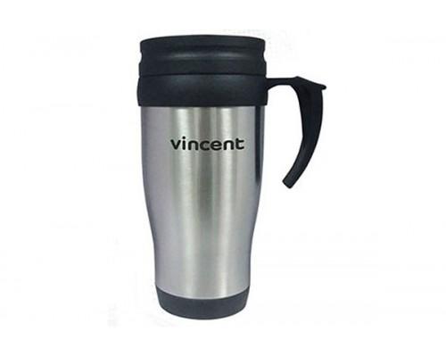 Чашка-термос с ручкой Vincent 1520 на 420мл.