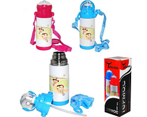 Термос-бутылка S&T 80184 детский объем 360 мл.