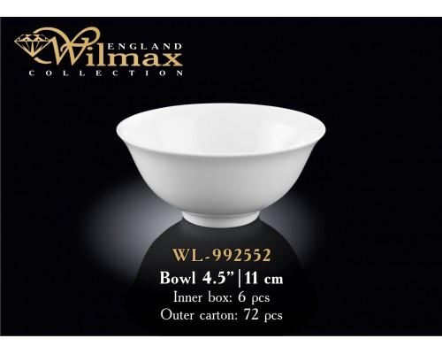 Салатник Wilmax WL-992552 круглый 11 см.