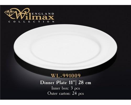 Блюдо WILMAX круглое 28 см 991009 WL
