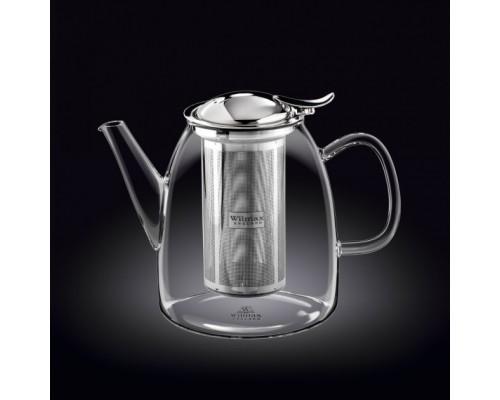 Чайник-заварник Wilmax Thermo 1450 мл с фильтром 888809 WL PM