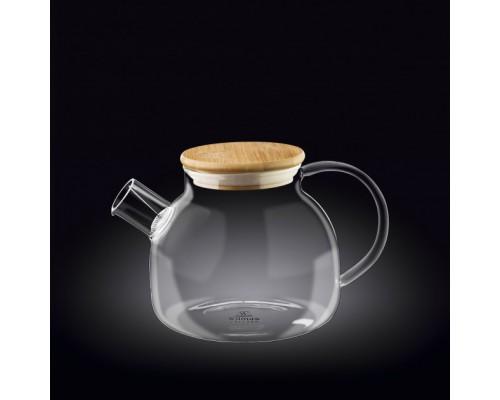 Чайник-заварник Wilmax Thermo 950 мл с фильтром-спиралью 888810 WL PM