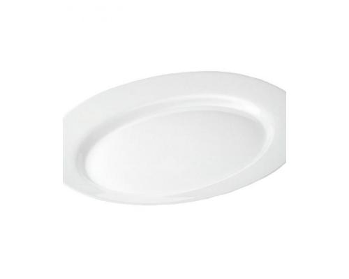 Блюдо овальное Bormioli Rocco 400855F Toledo диаметр 30 см.