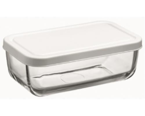 Snow Box 420 мл. 2 штуки с прорезиненной крышкой для хранения продуктов