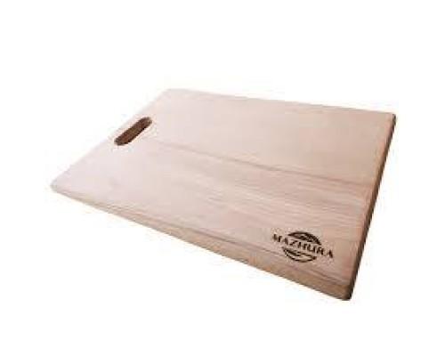 Доска кухонная Mashura 323866 прямоугольная, 40X28 см.