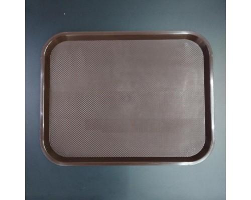 Поднос прямоугольный Stenson 46 х  34,5 см пластикатовый ХМ 2540