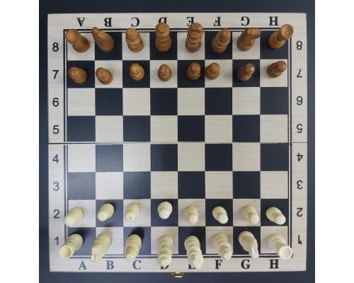 Шахматы деревянные 3 в 1 YT29A