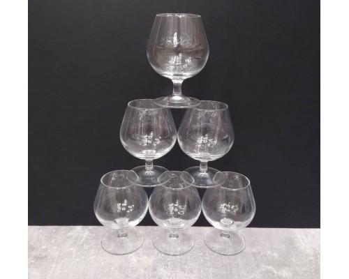 Набор бокалов для коньяка Luminarc French Brasserie J0010 (250 мл, 6 шт)