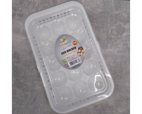 Лоток контейнер для хранения яиц Akay Plastik 15 шт AK680