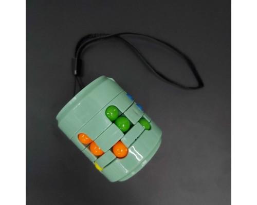 Головоломка антистресс Fidget Cans Cube Салатовый