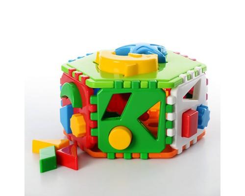 Куб Умный малыш Гиппо . ТехноК 2445