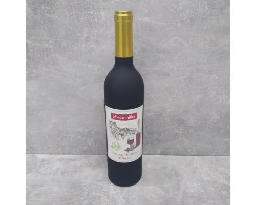 Набор сомелье для вина Kamille 7х7х32см из нержавеющей стали Золотой KM-7796