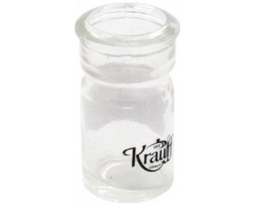 Емкость Krauff 29-199-011 для зубочисток стеклянная.