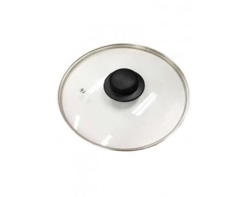 Крышка Martex 29-45-004 d-26 см. стеклянная.