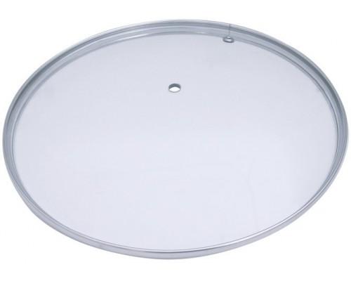 Крышка Empire 9936 d-22 см. стеклянная без держателя.