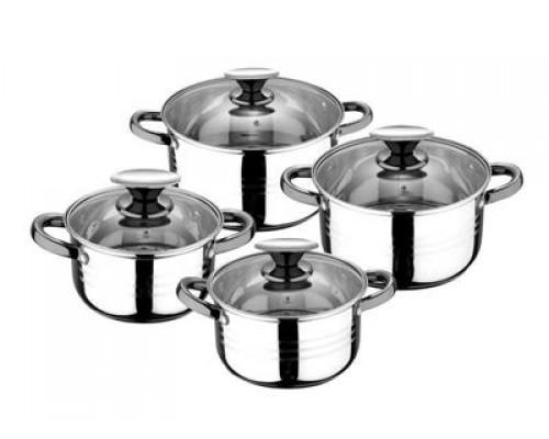 Набор посуду Renberg 2330 из 8 предметов.