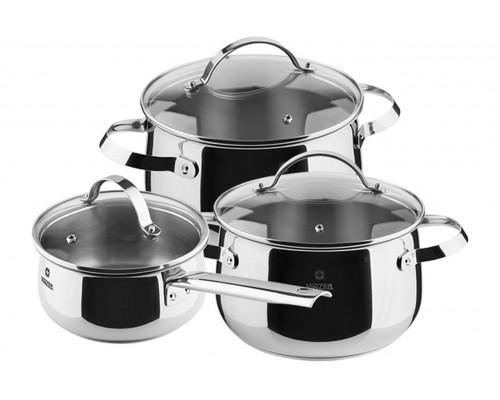 Набор посуды VINZER CULINAIRE 89030 из 6 предметов.
