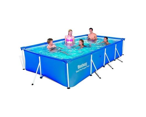Каркасный бассейн Bestway 400х211х81 см (56405)
