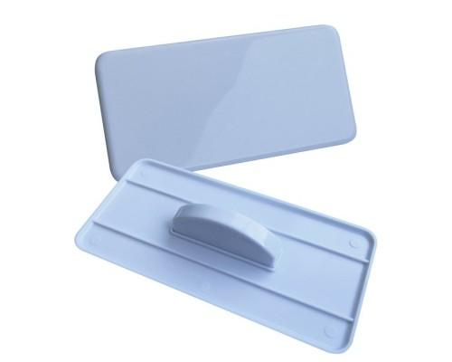 Шпатель-утюжок пластиковый для мастики и марципана 160*80 мм Empire 8105