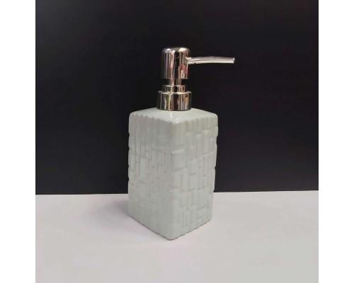 Дозатор для мыла S&T Аквамарин 350 мл 887-01-02