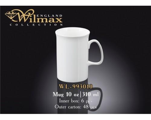 Кружка 310 мл WILMAX 993010 WIL