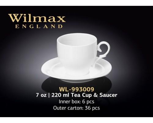 Чайный набор Wilmax WL-993009R/2С Color 4 пр.